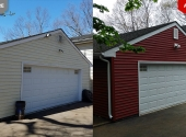 before-after-garage-siding