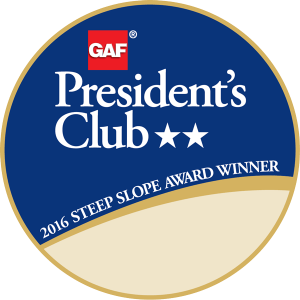 GAF 2-Star President's Club Award
