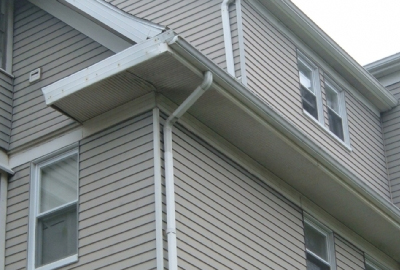 Gutter Installation & Repair | V  Nanfito Roofing & Siding, Inc