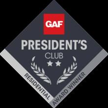 Steep Slope Presidents Club